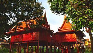 temple lopburi note