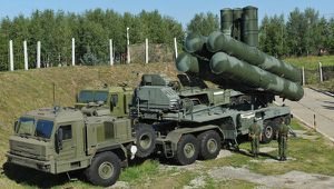 S-400 Triumph air defense system source Ria Novisti