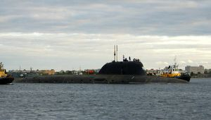 Project 855 Severodvinsk submarine
