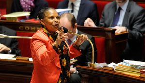 Christiane Taubira, mariage pour tous