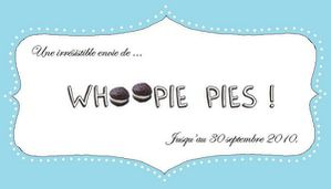 concours Whoopie pies