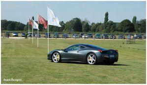 Ferrari Polo Open de France Chantilly
