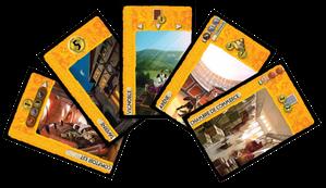7W cartes jaune