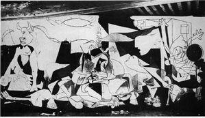 dora maar Guernica Picasso 2