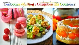 Concours cuisinons en couleur