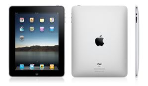 ipad apple 3 vues