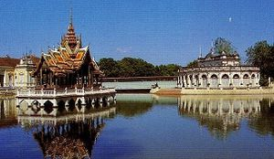 Thailande-Royale-palace-d-ete-Bang-Pa-In