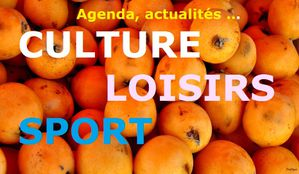 Agenda Culture sport loisirs _actuprovence
