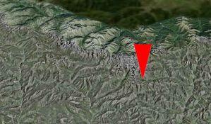 Vallée des Merveilles - Carte 3