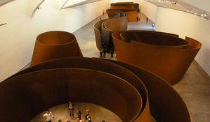 Le Labyrinthe de Richard Serra