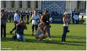 Chantilly Global Champions Tour 2013 Photo svp