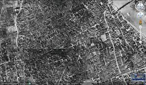 Varsovie - Google Earth - 12-1935 - Centre