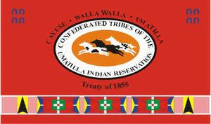 Confederated Tribes of the Umatilla Reservation (Oregon)