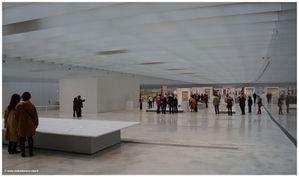 Louvre-Lens Galerie du Temps