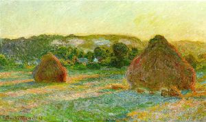 monet-wheatstacks-end-of-summer