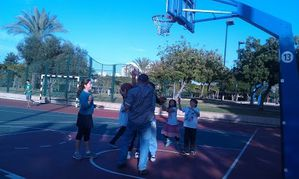 family vacation in Herzliya sport