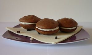 Whoopie pies au Cacao