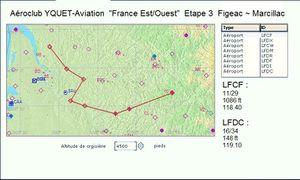 La France d'Est en Ouest E 3