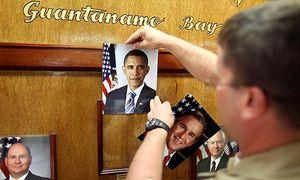 Guantanamo et l'élection d'Obama