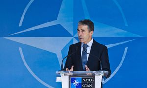 Anders Fogh Rasmussen photo Nato