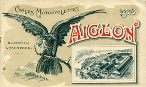 Aiglon 1905 catalogue381