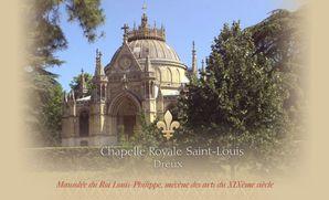 L'Eure Royale - Chapelle de Dreux