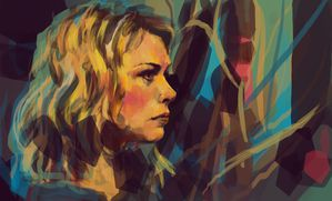 Rose Tyler doctor who Billie Piper