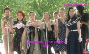 Marché de mode vintage COMPAGNIE ALICE KAY
