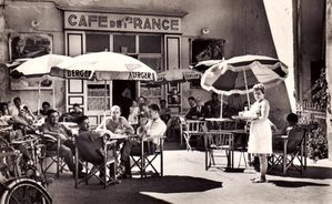 CAFE DE FRANCE Image copier