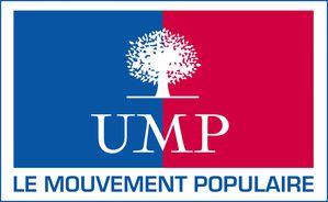 Logo UMP - Le Mouvement Populaire