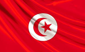 Tunisie drapeau