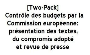 two-pack compromis
