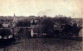 Village de Vallery