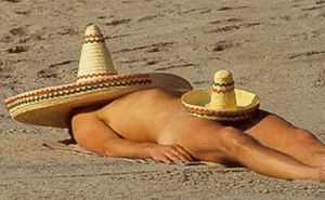 sieste mexicaine