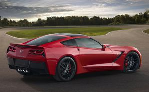 corvette C7 stingray-arr