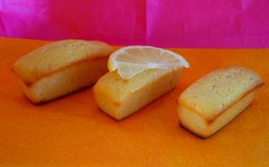 Mini Cakes au Citron