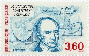 CAUCHY Augustin-Louis