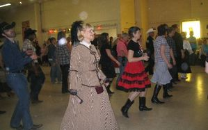 Country danse 1