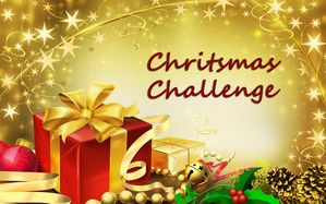Christmas challenge copie