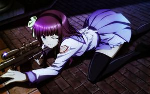 Angel Beats 004