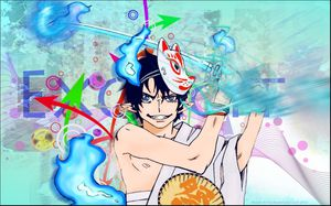 Ao No Exorcist 002