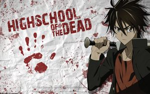 High School of the Dead 001
