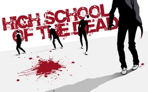 High School of the Dead 010
