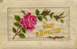 Gage d'affection-rose