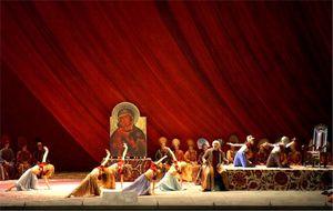 La Khovanchtchina Opera Bastille janv 2013 e