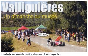 photo retro course valliguieres