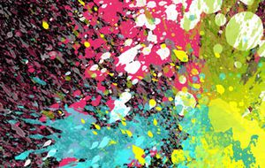 b-color explosion brushes