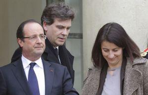 Francois-Hollande-Arnaud-Montebourg-Cecile-Duflot pics 390