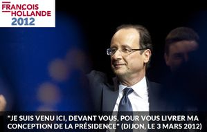 Hollande Dijon 3mars2012