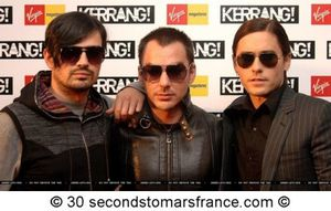 30 Seconds to mars 2007-05